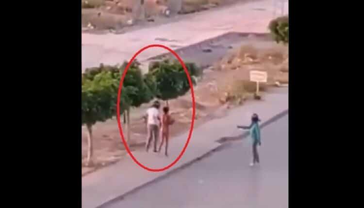الاعتداء على شاب في تونس
