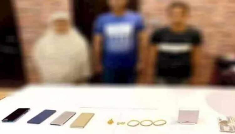 الاعدام بحق 3 مصريين قتلوا سيدة إماراتية