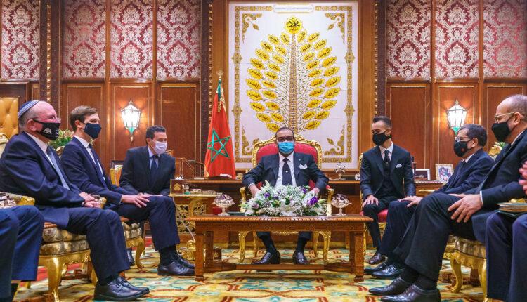 التطبيع الاسرائيلي المغربي