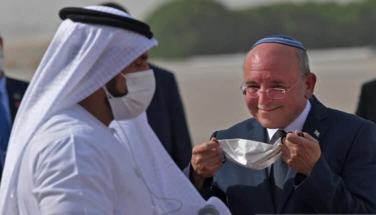 الإمارات تقول إن التطبيع سيكون في خطر إذا تم إلغاء اتفاقية نقل الغاز