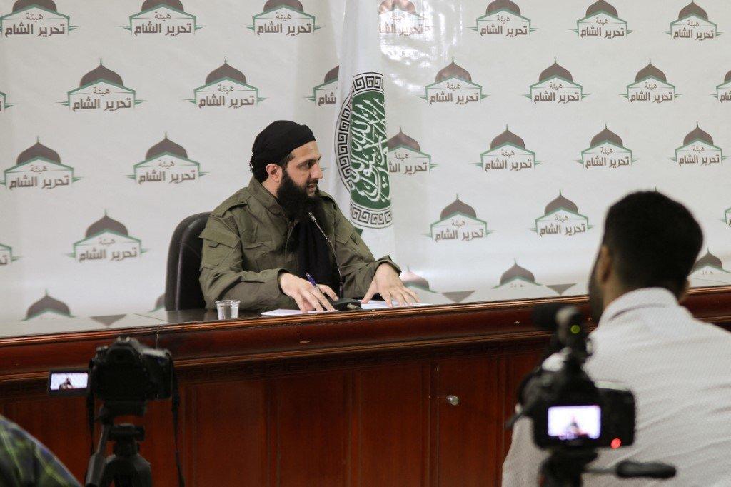 داخل عالم زعيم هيئة تحرير الشام أبو محمد الجولاني