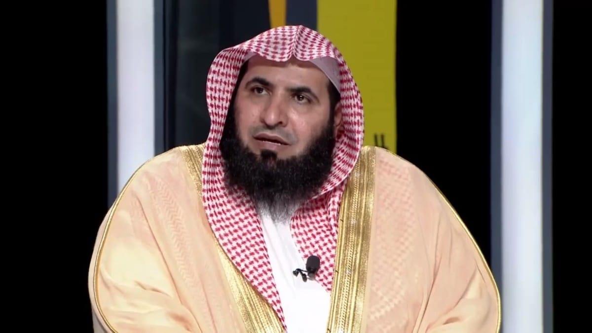 الداعية السعودي أحمد الغامدي