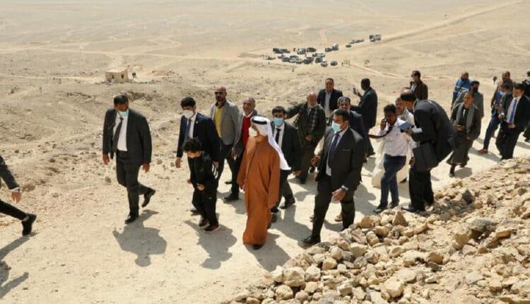السفير الإماراتي حمد الشامسي