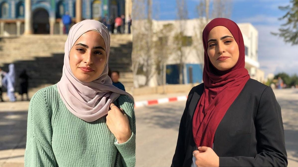 """""""تخافوش"""".. قوات الاحتلال تعتقل أيقونة الشيخ جراح منى الكرد"""
