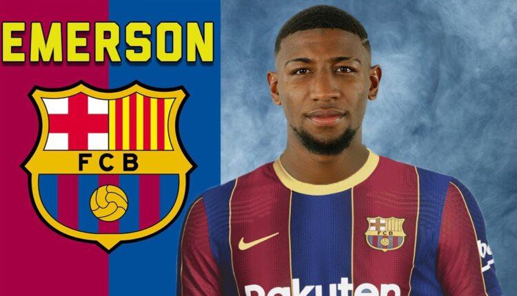 برشلونة والتعاقد مع البرازيلي إيمرسون