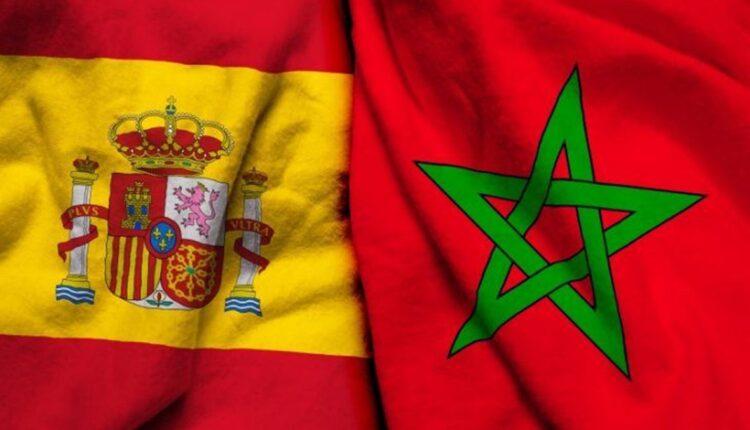 المغرب و إسبانيا