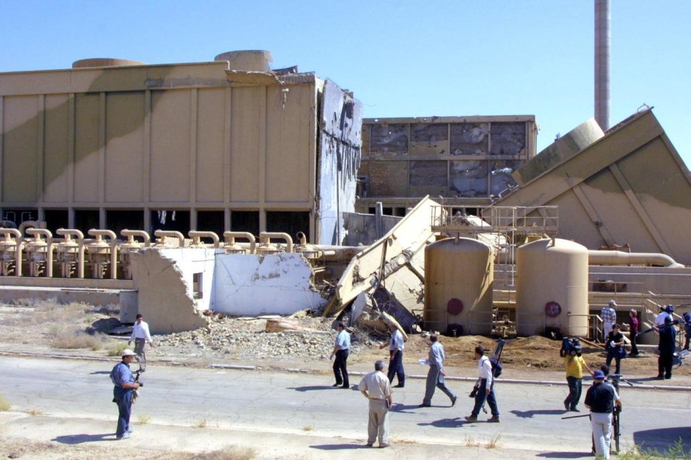 """إسرائيل تنشر وثائق لأول مرة عن """"عملية أوبرا"""" بعد مرور 40 عاما والتي نفذتها خوفا من صدام حسين"""