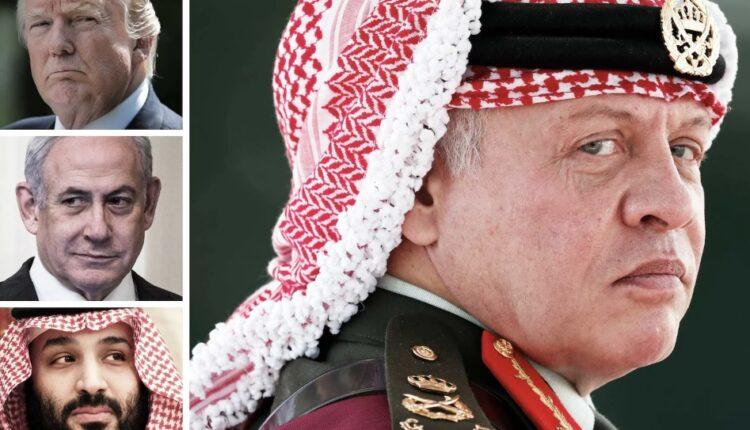 واشنطن بوست تكشف خبايا التآمر على الملك عبدالله الثاني لتحقيق صفقة القرن
