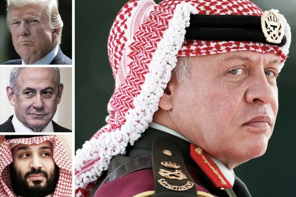 (واشنطن بوست) تكشف خبايا التآمر على الملك عبدالله الثاني لإسقاطه (سعودياً وإسرائيلياً وأمريكياً)
