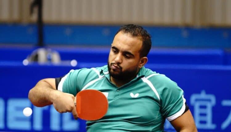 لاعب المنتخب الأردني أسامة أبو جامع والإنسحاب