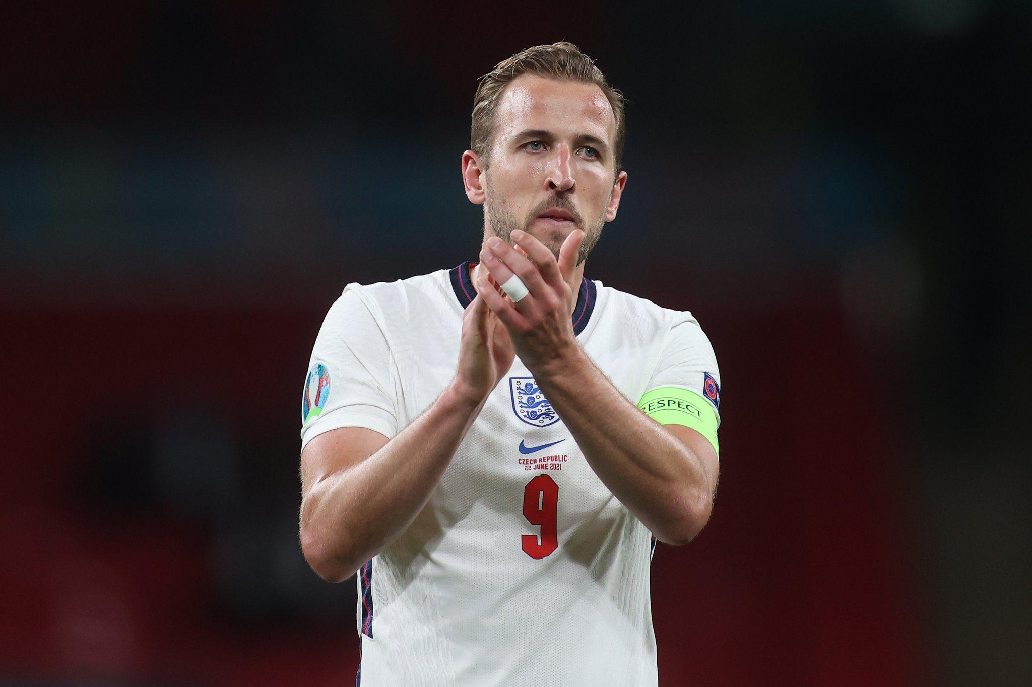 هاري كين يعلق على فوز إنجلترا على ألمانيا والتأهل إلى الربع النهائي من اليورو
