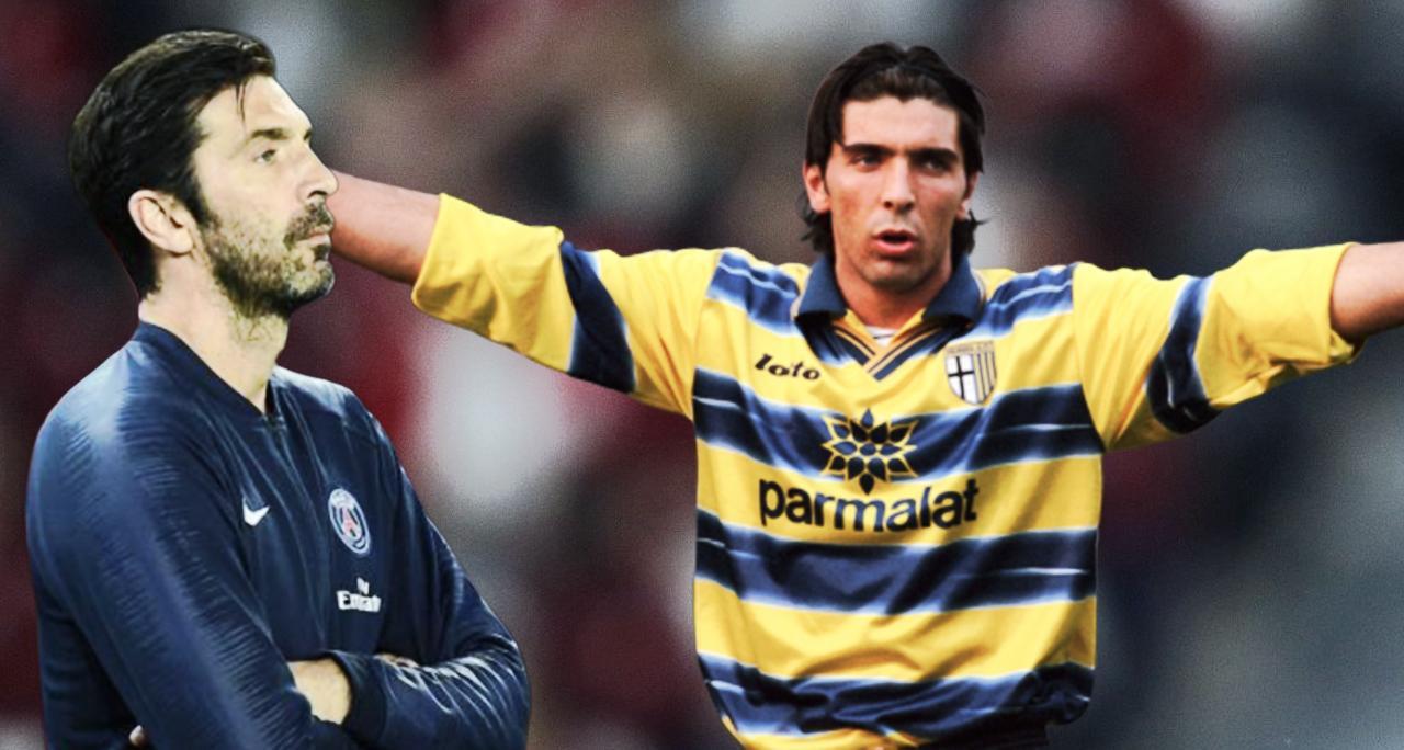 الأسطورة بوفون يعود بعد غياب طوبل إلى نادي بارما الإيطالي