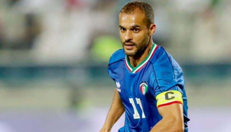 بدر المطوع وانتزاع لقب عميد لاعبي العالم من المصري أحمد حسن
