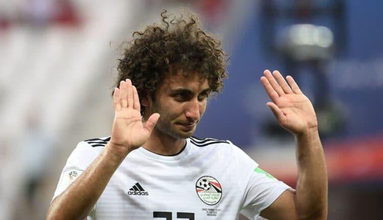 النجم الدولي المصري عمرو وردة يعلن خطوبته