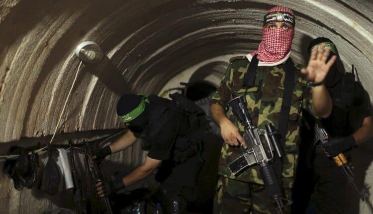 أنفاق غزة التي ضربت إسرائيل