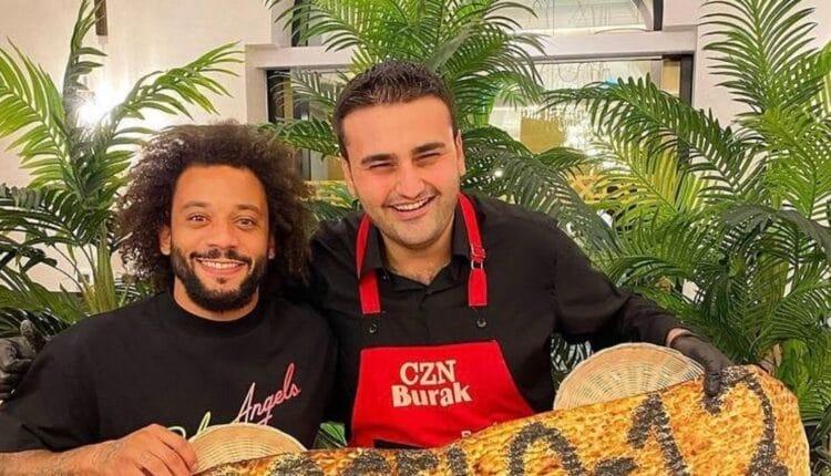 الشيف بوراك ومارسيلو