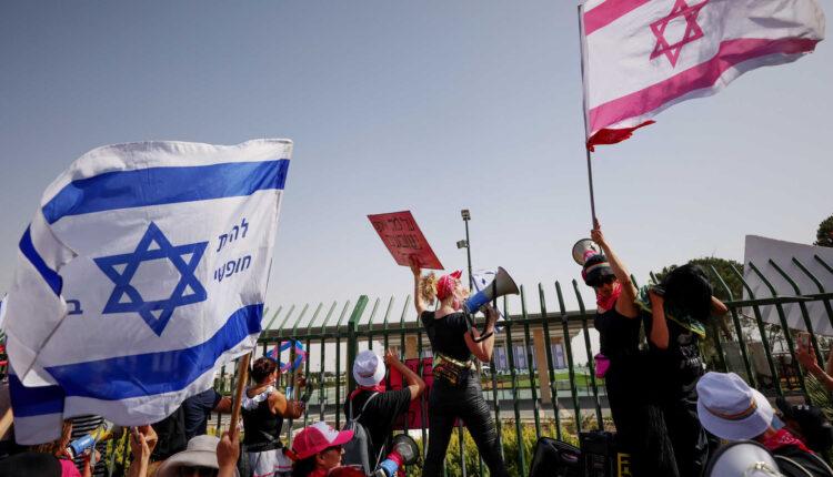 مسيرة في القدس المحتلة لمجتمع الميم