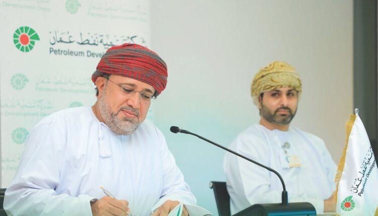 تنمية نفط عمان توقع اتفاقيتين لتوظيف 58 عُمانياً كممرضين مؤهلين في مواقع أجهزة الحفر