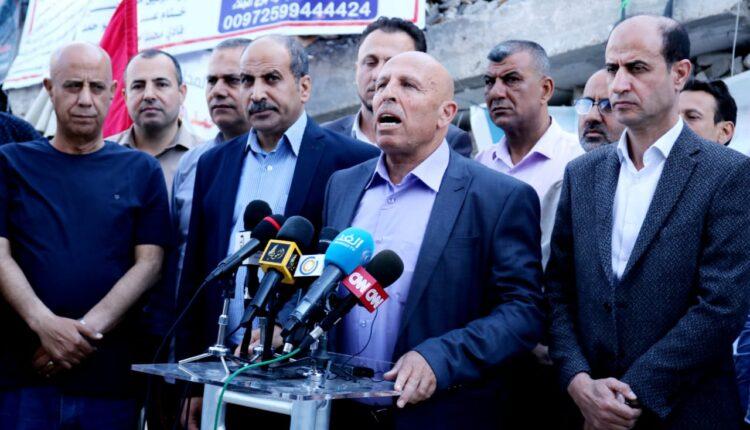 تيار دحلان في قطاع غزة