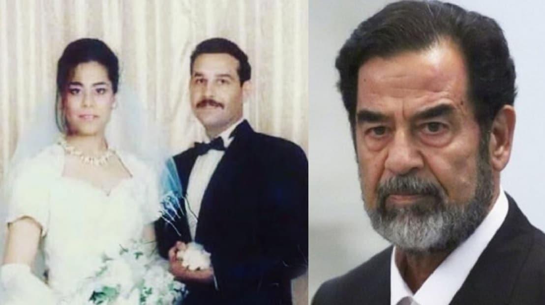 قرار عراقي بشأن زوج حلا ابنة صدام حسين بعد 18 عاماً في السجن (شاهد)
