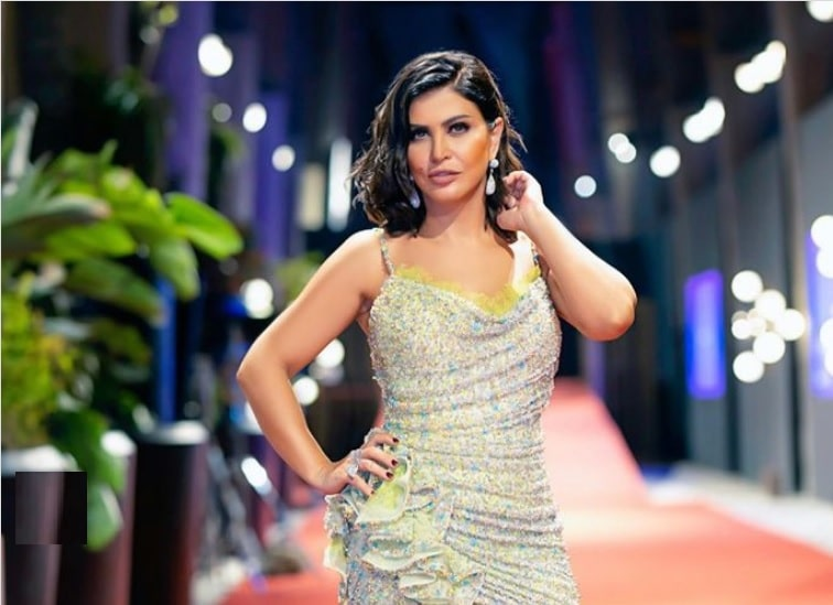 جومانا مراد تتعرض للهجوم بسبب ما ارتدته بعد وفاة ابنتها!