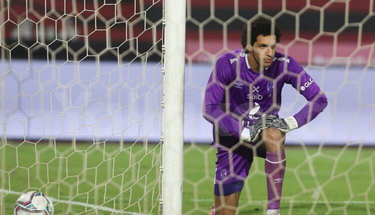 مصطفى شوبير والهتافات ضد فريق الزمالك المصري