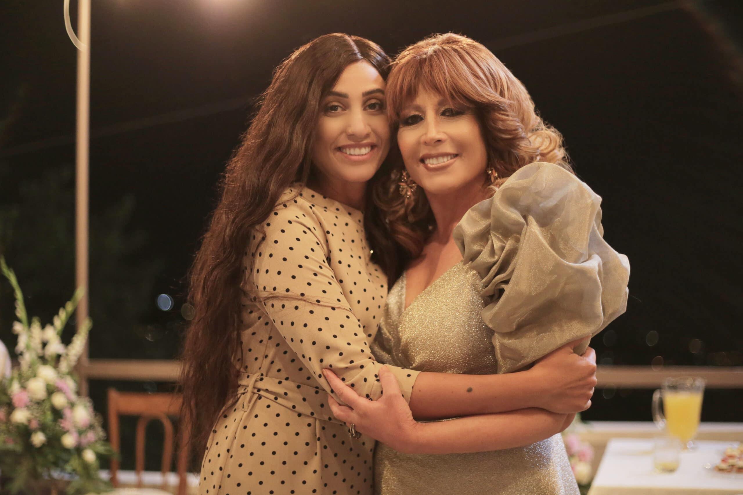دينا الشربيني لتصوير أول عمل يجمعها وتقلا شمعون