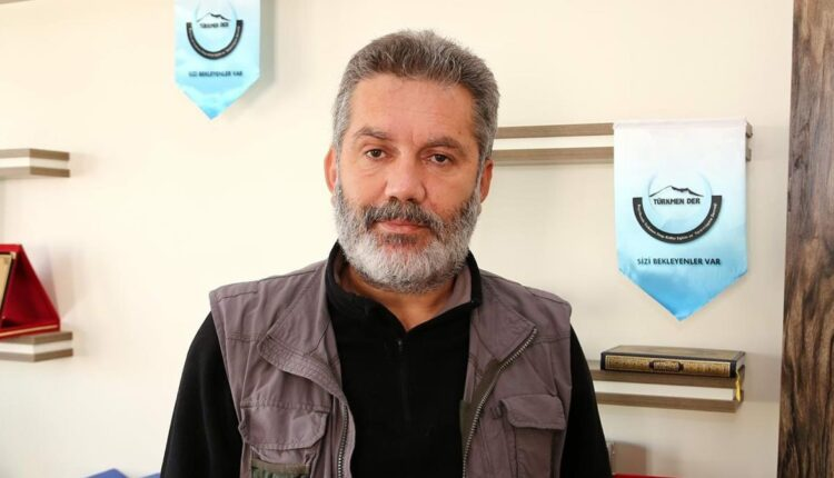 رجل الاعمال التركي محمد علي أوزتورك