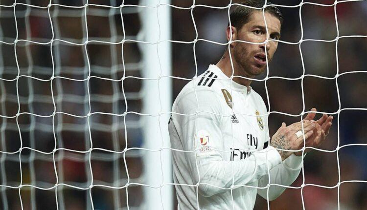 ريال مدريد يعلن رحيل قائد فريقه سيرجيو راموس