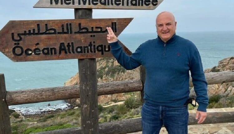 السفير الإسرائيلي في المغرب
