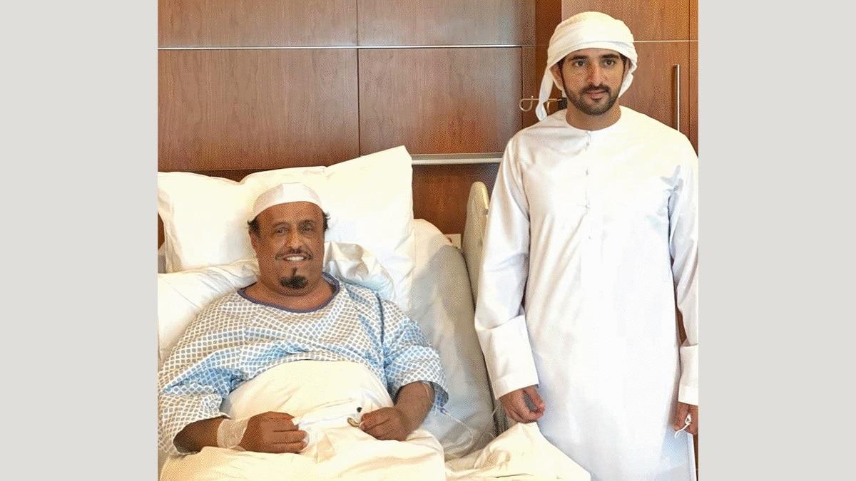 ضاحي خلفان وحمدان بن محمد