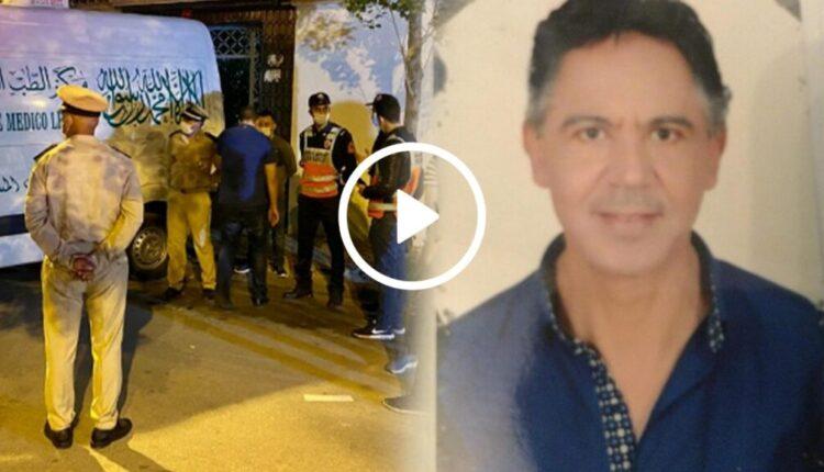 جثة طبيب مغربي متحللة داخل فيلا في حي النصر بمدينة طنجة في المغرب