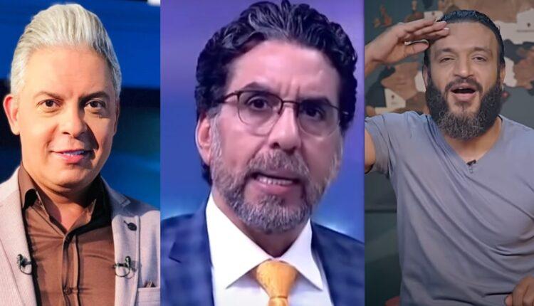 عبدالله الشريف يوجه رسالة الى معتز مطر و محمد ناصر