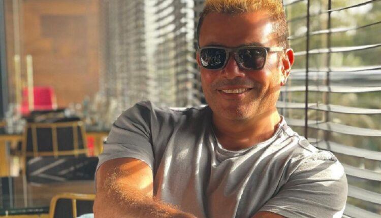 عمرو دياب في علاقة عاطفية مع العارضة نيكي ماريانا