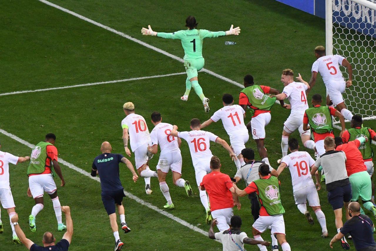 سويسرا يقصي بطل العالم فرنسا من بطولة اليورو بركلات الترجيح في مباراة مجنونة (شاهد)
