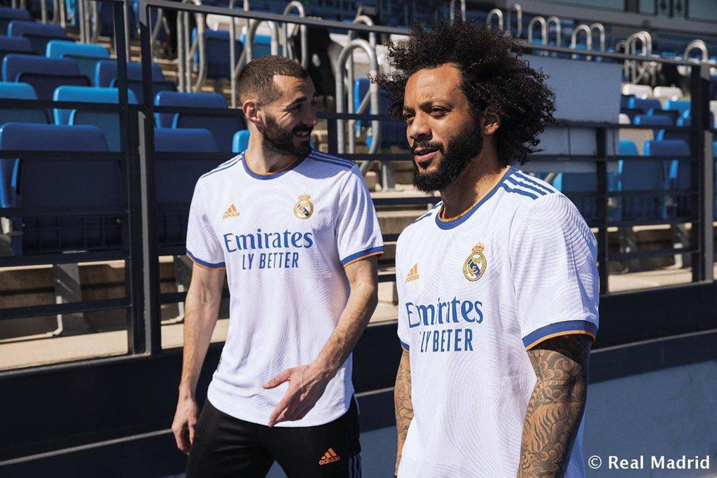 ريال مدريد والقميص الجديد