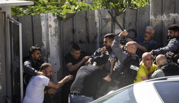 قوات الاحتلال في بلدة سلوان