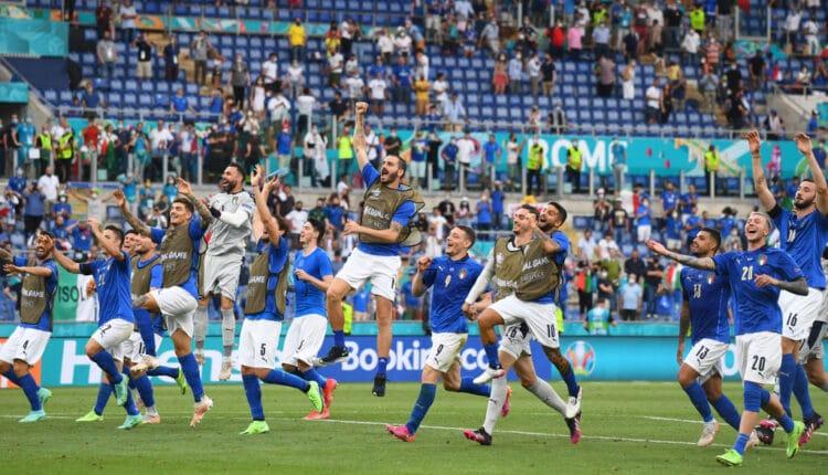 إيطاليا وتحقيق الفوز الثالث في بطولة اليورو