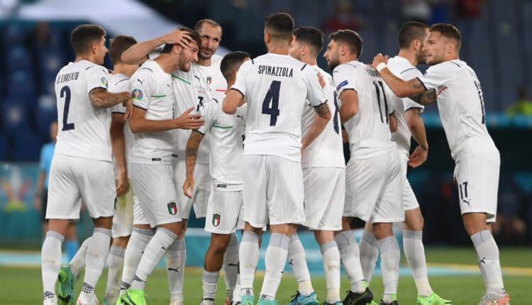 منتخب إيطاليا يحقق الفوز على منافسه التركي في أولى مشواره في بطولة اليورو