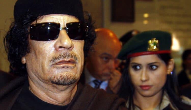 ثكنة مجندات معمر القذافي تتحول لمجمع ترفيهي