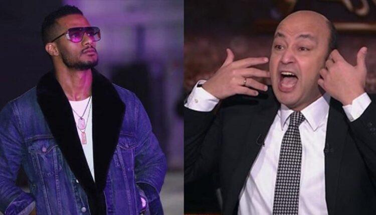 عمرو أديب يعود للهجوم على محمد رمضان