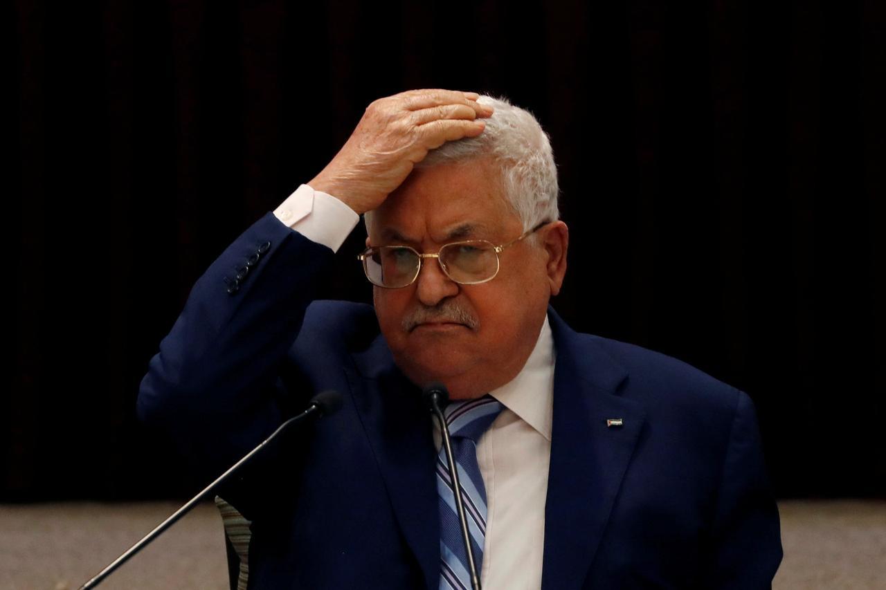 السفير الأمريكي يوبخ الرئيس الفلسطيني