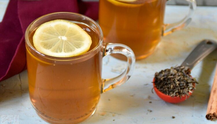 فوائد مشروب الشاي الأخضر بالليمون