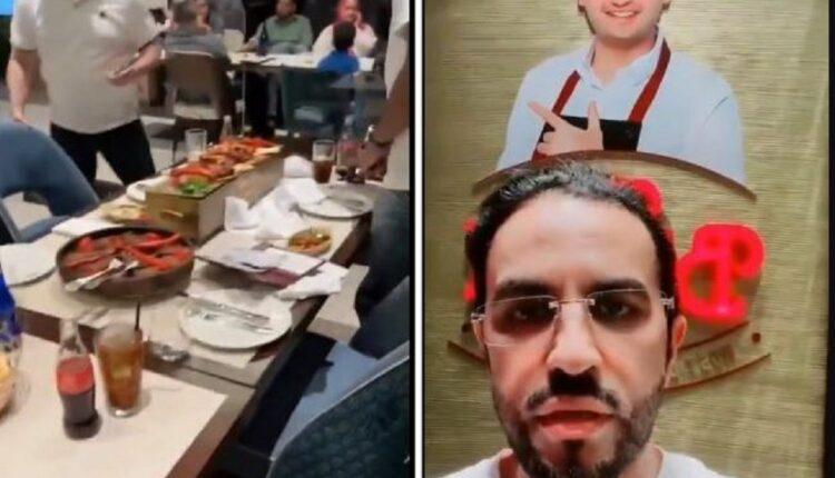 مطعم بوراك في دبي