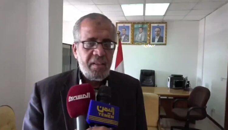 ممثل حماس في اليمن معاذ ابو شمالة