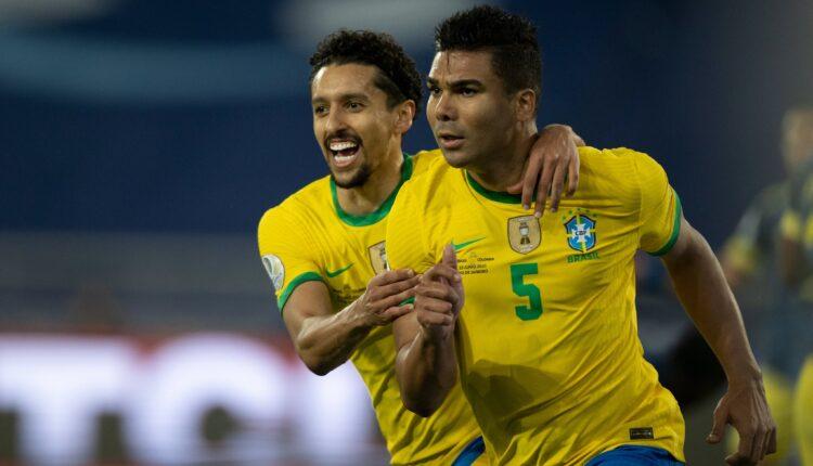 مباراة منتخب البرازيل وكولومبيا