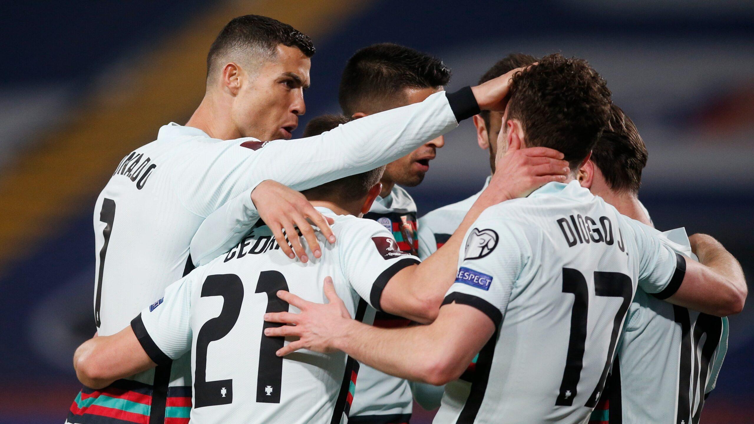 مباراة البرتغال وهنغاريا
