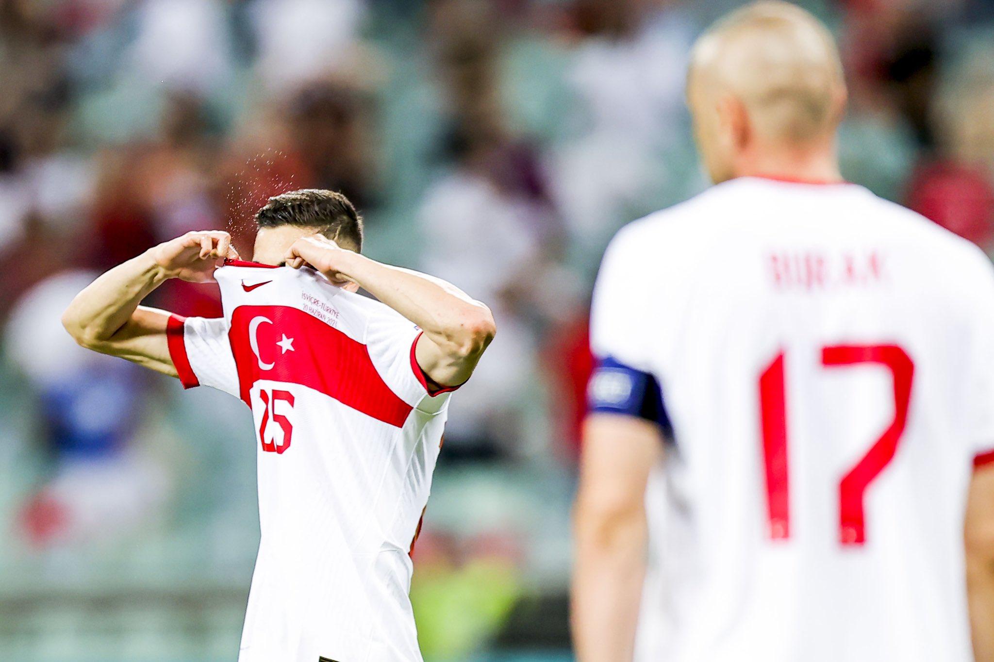 """""""شاهد"""" منتخب سويسرا يقصي تركيا من منافسات اليورو بعد هزيمة مدوية"""