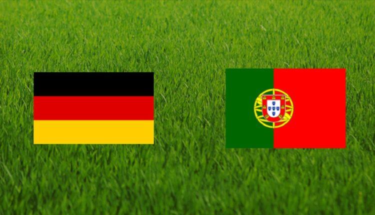 مباراة منتخب ألمانيا والبرتغال في بطولة اليورو