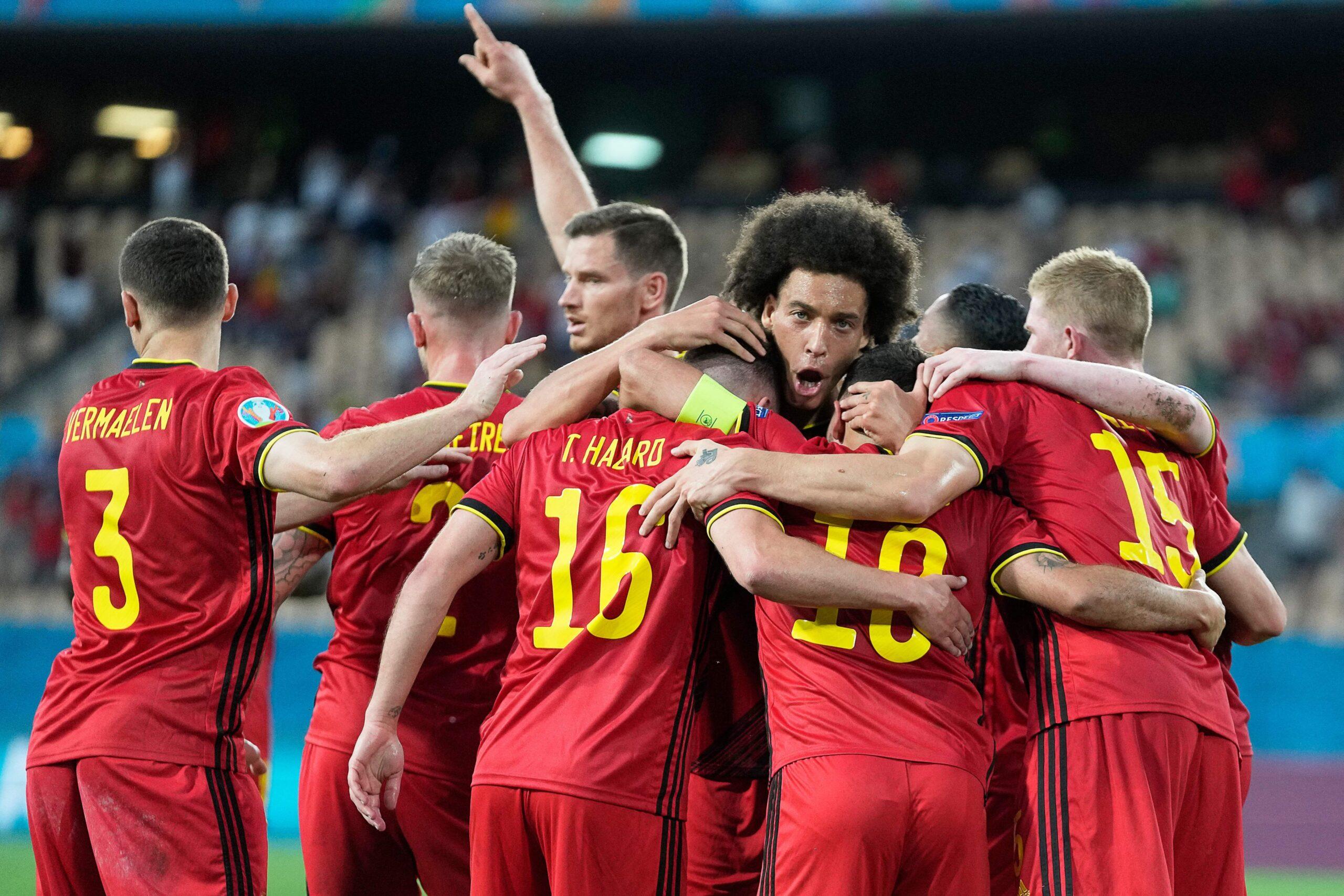 موعد مباراة منتخب إيطاليا ضد بلجيكا في اليورو والقنوات الناقلة
